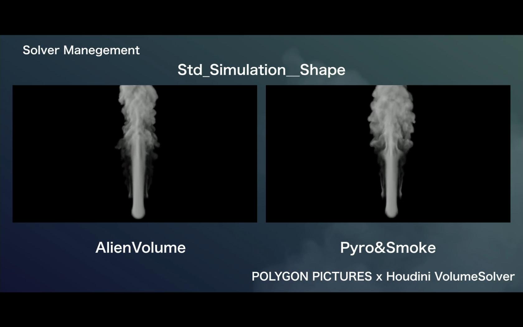 Houdini Fluid Simulation セミナー』 | インディゾーンHoudini